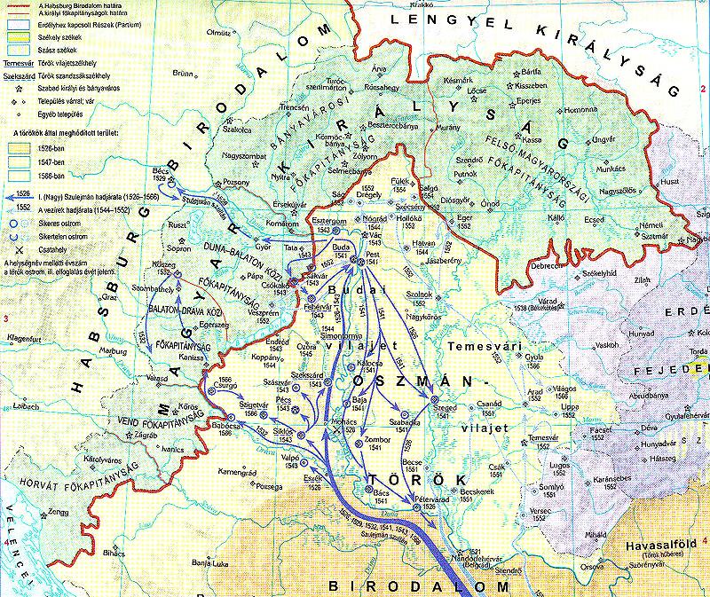 Alulnezetbol Letezett E A Magyar Kiralysag 1526 1699 Kozott