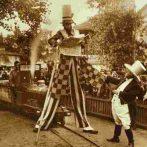 Hétköznapok az Angol Parkban (1911-1945)