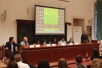 Fiatal Tudósok Estje – Bölcsészek a siker szolgálatában