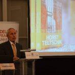A német újraegyesítés formálója, Horst Teltschik – könyvbemutató az Andrássy Egyetemen