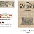 A Dél-Dunántúl és az I. világháború – A Nagy Háború baranyai emlékezete