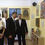 Megemlékezés a roma holokauszt áldozatairól és a Cigány Történeti – Kulturális, Oktatási és Holokauszt Központ átadása