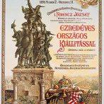 Elszállt, mint egy léghajó… – az 1896-os Millenniumi Ezredéves Országos Kiállítás 120. évfordulója
