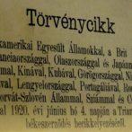 Emberléptékű Trianon – A Magyar Nemzeti Levéltár felhívása