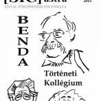 Benda Gyulára emlékezve – a Sic Itur ad Astra folyóirat legújabb kötetének bemutatója