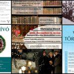 Heti ajánló: Adventi történelemforgatag