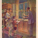 Olajcsoda az izraelita sajtó hasábjain – a chanuka és a közösségi emlékezet