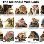 Izlandi karácsonyi hagyományok