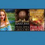 A Fehér királyné és a Kuzinok háborúja. Philippa Gregory sorozata történész szemmel