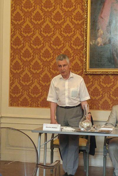 Oplatka András (Fotó: Márkus Beáta)