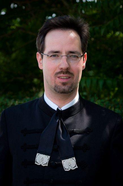 Medgyesy S. Norbert (Fotó: Pilló Ákos)