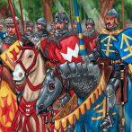 Békéltetőkből bűnbakok – Magyarok az 1410-es grünwaldi csatában