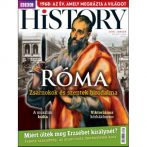Róma –  BBC History 2018/1.