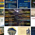 Heti Ajánló 2018/25, a Múzeumok Éjszakájának programjaival