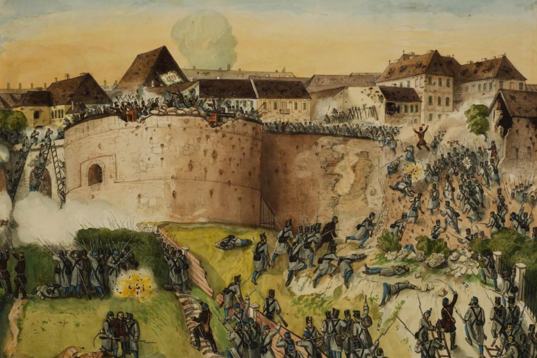 Kossuth Lajos és Görgey Artúr kapcsolata a váci nyilatkozat kiadásától a budai vár bevételéig