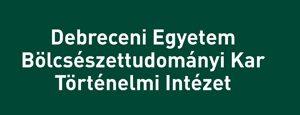 DE Történelmi Intézet