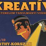Kreatív Történelem – országos középiskolai tanulmányi verseny a Horthy-korszakról