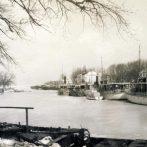 Jeges halászat, síjöring, téli sportvonat és torziós inga – A téli Balaton egykoron