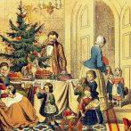 """""""Fénylő gyertyákkal ékesített karácsonyfa""""  Ünnepi szokásaink gyökerei"""
