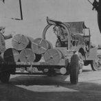A II. világháborús magyarországi légiháború és a magyar zsidók deportálásának kapcsolatai