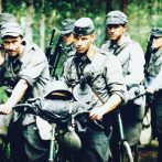 Biciklitúra a háború mezsgyéjén – Az Előörs című filmről