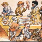 Piac- és vásártartási szokások a középkori Nyugat-Európában