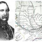Reguly Antal, az uráli vidékek magyar térképezője