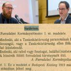 """""""Letörni a burzsoáziát"""" – A Tanácsköztársaság forradalmi törvényszékei"""