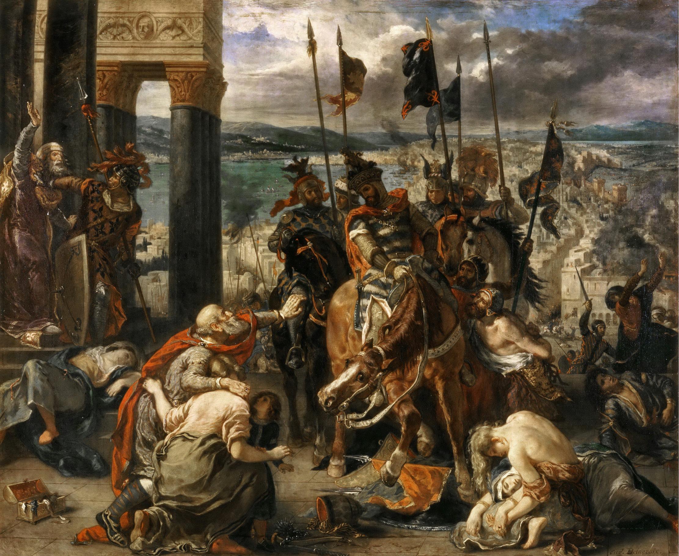 Róma romjain: A Bizánci Birodalom utódállamai a negyedik keresztes hadjárat után