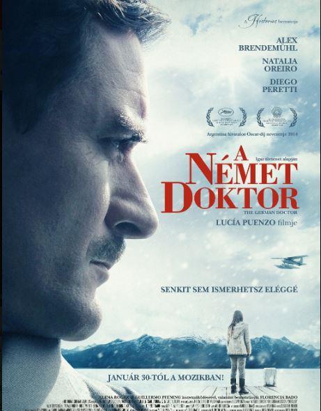 Emberkísérletek Argentínában – A német doktor című filmről