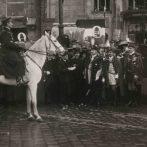 Horthy Miklós bevonulása Budapestre: 1919. november 16.