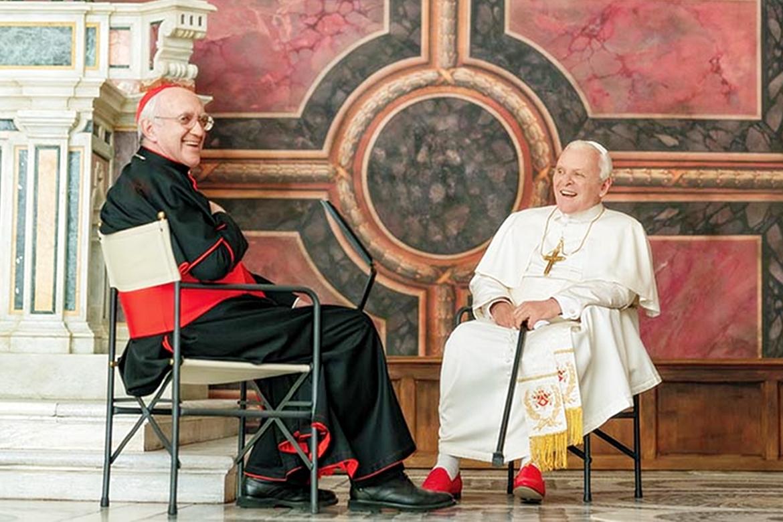 Intellektuális boxmeccs – A két pápa című filmről