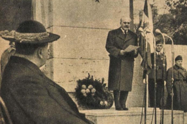 Serédi Jusztinián esztergomi érsek politikai szerepvállalása a II. világháború éveiben