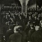 Horthy Miklós kormányzóvá választása: 1920. március 1.