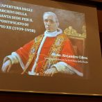 XII. Piusz pápa iratainak megnyitása