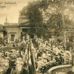 Gerbeaud Emil híres ligeti pavilonja