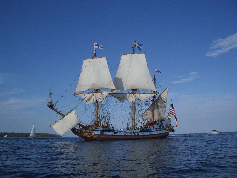 Svéd telepesek a Delaware-folyó mentén. Az észak-amerikai Új-Svédország (1638–1655)