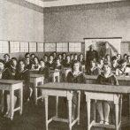 A női felső kereskedelmi iskolák létrejötte és alakulása 1948-ig