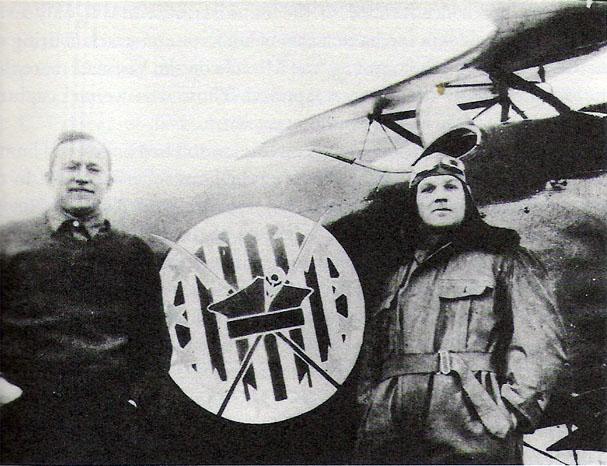 Amerikai sasok a Vörös Hadsereg ellen. A 7. Kościuszko század pilótái a lengyel–szovjet háborúban