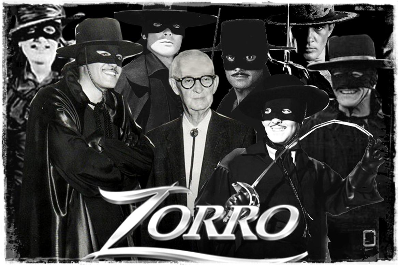 Z mint Zorro – a fekete álarcos igazságosztó legendája