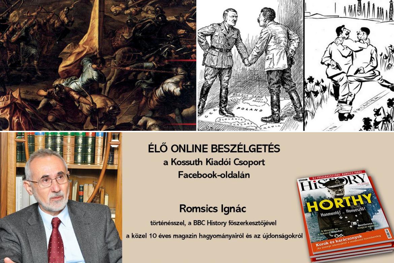 Heti Ajánló 2020/48. | Online beszélgetések és előadás