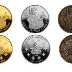 Országépítő királyok Árpád dinasztiájából – az MNB új emlékérem-sorozata