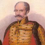 Mészáros Lázár, a szabadságharc hadügyminisztere