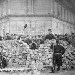"""Az ostromlott város, ahol """"a forradalom vert tábort"""". A párizsi Kommün"""