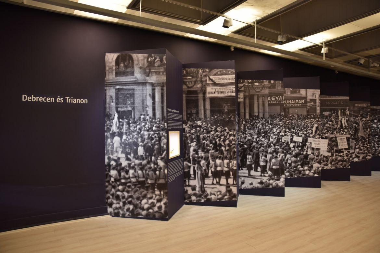 HATÁR-SORSOK – Új időszaki kiállítás a Déri Múzeumban Trianonhoz kapcsolódóan