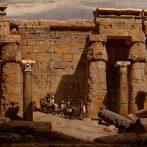 Ragyogó Aton. 3400 éves település jó állapotban fennmaradt nyomait tárták fel Egyiptomban