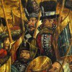 Az első huszárok lengyel földön