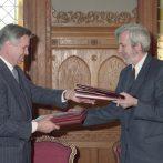 A magyar–ukrán kétoldalú kapcsolatépítés az 1991 májusában aláírt kétoldalú egyezmények tükrében