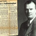 """""""Kedves Fettich kartárs, maga nem miközénk való…"""" – a népvándorlás korának 1945 után mellőzött régésze"""