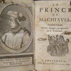 A reneszánsz Itália államelméleti koncepciói –  Machiavelli politikai gondolkodásának tükrében